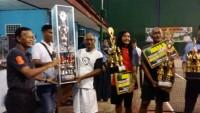 Ganda Putra Angkasa Kota Metro Juarai Wali Kota Cup II Metro