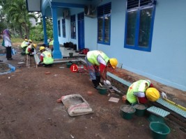 Gandeng Semen Conch, Pemprov Dorong SDM Pekerja Konstruksi
