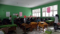 Gannas Annar Sasar Pelajar di SMPN 30 Bandar Lampung