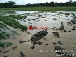 Gapoktan Ragom Jaya Harapkan Rehabilitasi Saluran Irigasi Tersier