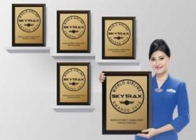 Garuda Indonesia Raih Best Cabin Crew 5 Kali Beruntun