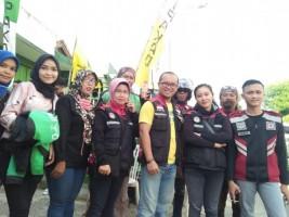 GASPOOL dan Polresta Bandar Lampung Gelar Kegiatan Sosial