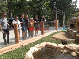 Gathering Instansi Ramaikan Taman Wisata Lembah Hijau