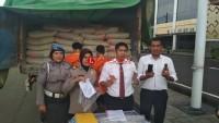 Gelapkan 400 Sak Semen, Sopir dan Penadah Ditangkap Polisi