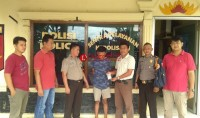 Gelapkan Motor, Pemuda Pengangguran Ini Ditangkap Polsek Banjaragung
