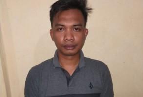Gelapkan Uang Perusahaan Rp147 Juta, Warga Kotabumi Ditangkap Polisi
