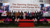 Gelar Pertemuan, GFL Ingin Tuntaskan Konflik Agraria