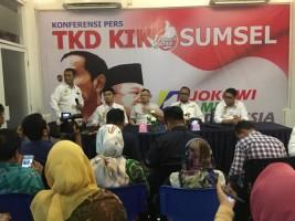 Gelar Rakerda, TKD Sumsel Undang 2.600 Caleg dan Relawan Jokowi