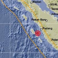 Gempa 5,2 SR Guncang Kepulauan Mentawai