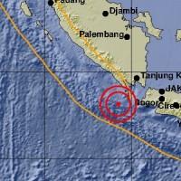 Gempa Bumi Guncang Tanggamus