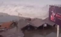 Gempa Lahirkan Tsunami di Palu, Jaringan Komunikasi Putus