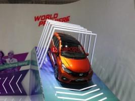 Generasi Kedua Honda Brio Diperkenalkan di GIIAS 2018