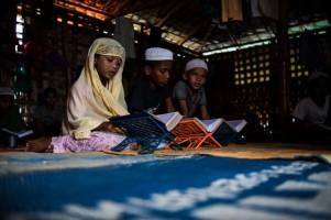 Genosida Rohingya di Myanmar Masih Berlangsung