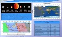 Gerhana Bulan Total Tidak Berpengaruh Besar Pada Gelombang Laut