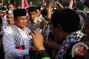 Gerindra: Prabowo-Sandi Tegas Dukung Kemerdekaan Palestina