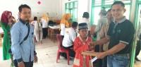 GGF Gelar Khitanan Massal dan Pengobatan Gratis di Sukadana