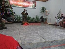 GKSBS Karunia Liwa Rayakan Natal Bersama