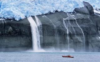 Gletser Mencair Lebih Cepat