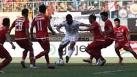 Gol Cantik Vidal, SelamatkanBadak Lampung dari Zona Degradasi