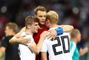Gol Pamungkas Kroos Beri Jerman Kemenangan Berharga atas Swedia