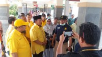 Golkar Lampung Beri Bantuan ke Korban Tsunami