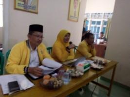 Golkar Usulkan Tiga Nama Calon Pimpinan DPRD Pringsewu