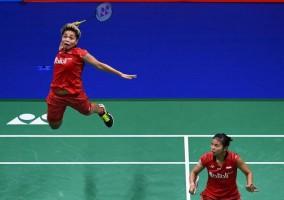 Greysia/Apriyani Tersingkir di Japan Open 2018