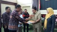 Gubernur Ajak Anggota DPRD Terpilih Bersinergi
