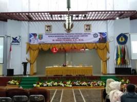 Gubernur Lampung akan Serahkan Beasiswa Mahasiswa Polinela