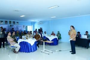 Gubernur Lampung Dukung Penuh Kerja Sama Rujukan Nasional RSUDAM-PJNHK