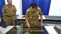 Gubernur Lampung Resmikan13 Gedung dan Fasilitas Pelayanan Publik