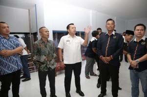 Gubernur Lampung Resmikan Gedung PWI