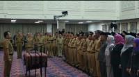 Gubernur Lampung Rolling Pejabat Eselon II