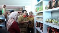 Gubernur Minta Terminal Eksekutif Pasarkan Produk Khas Lampung