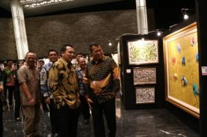 Gubernur Ridho Buka Malam Seni dan Amal Lampung PeduliPalu-Donggala