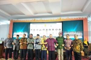 Gubernur se-Sumatera Hadiri RapatKoordinasi di Bengkulu