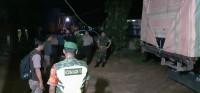 Gudang Logistik Tidak Memadai, Kotak KPU Tertahan di Fuso