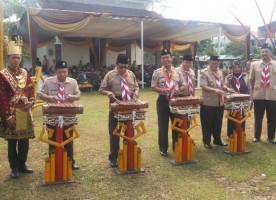 Gudep UIN Raden Intan Lampung Gelar Temu Galang ke-11