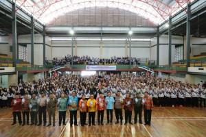 Guru di Lampung Barat Tes Urine