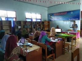 Guru SMPN Satap 1 Palas Ikuti Workshop Peningkatan Mutu Pendidikan
