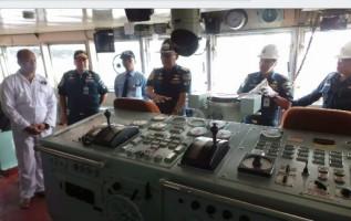 Hadapi Lebaran 2019, Kapal Lintas Bakauheni-Merak Mulai Diuji Kelayakan