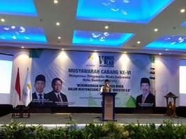 Hadiri Muscab Hipmi, Walikota Herman HN Inginkan Pengusaha Bantu Atasi Pengangguran