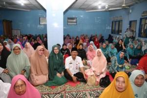 Hadiri Pengajian, Agus Istiqlal Apresiasi BMKT Wadah Pemersatu dalam Beribadah