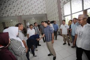 Hadiri Reunian, Alumnus SMA Al-Kautsar Inginkan Ridho jadi Gubernur Lagi