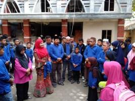 Hafal Alquran, 150 Santri Yatim Piatu Diajak Berwisata