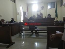 Hakim Marah Keterangan Saksi Sulit Dimengerti