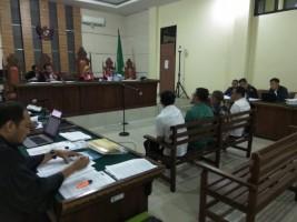 Hakim Minta Saksi Suap Pemkab Lamsel Jujur