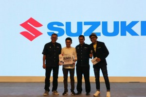 Halo Suzuki Kenalkan Logo Baru