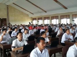 Hanya 199 Peserta Tes CPNS yang Lulus di Bandar Lampung