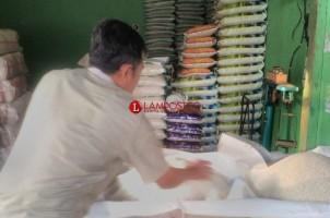 Harga Beras Kemasan di Lampung Utara Alami Kenaikan